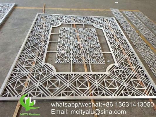 Quality Aluminum Cnc Perforated Panel Amp Aluminum Laser