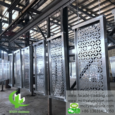 China Architectural aluminum screen window with framing powder coated external supplier
