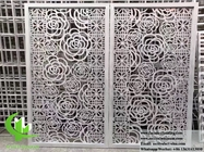 China Metal screen aluminum screen aluminum facade aluminum sheet for window and facade company