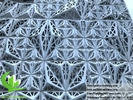 3D Metal cladding aluminum